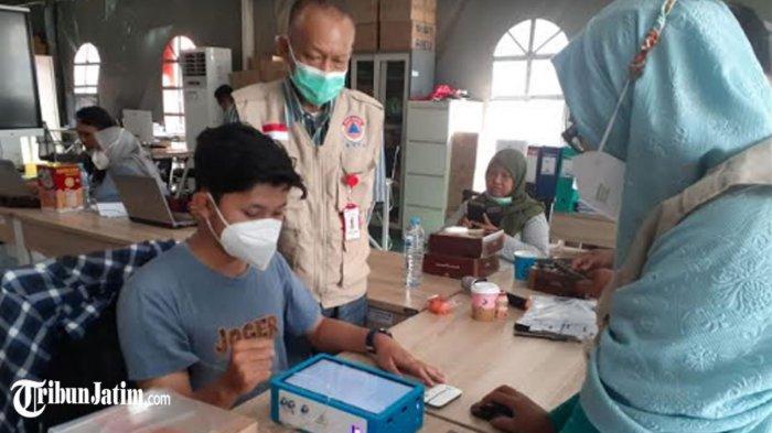 Uji Coba 'i-nose C-19' di RS Lapangan Indrapura, Screening Covid-19 Lebih Cepat: Tak Lebih 5 Menit