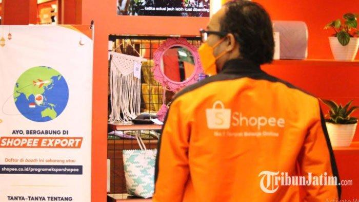 K-UMKM EXPO 2021, Sinergi Jatim dengan Shopee Siap Bangkitkan UMKM Lewat 4 Program Strategis