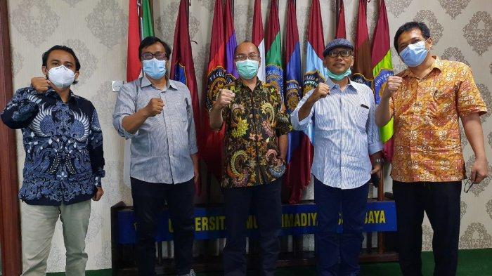 Resmi, PSHW Gandeng UMSurabaya Jadi Sponsor Utama Musim Depan