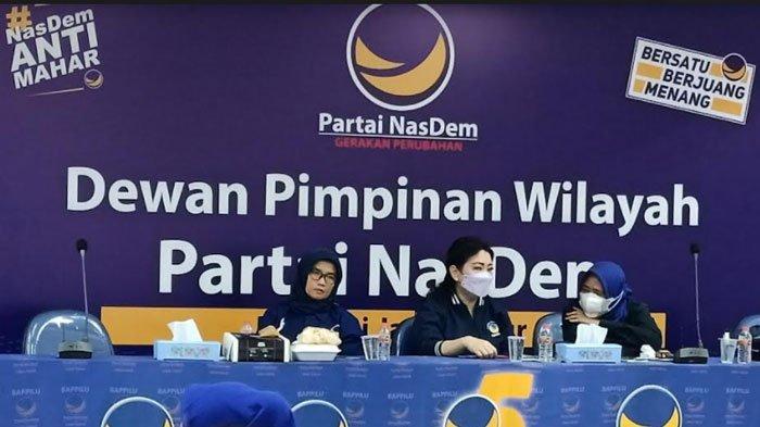 Nyatakan Dukungan RUU TPKS, NasDem Jatim Dorong Segera Disahkan DPR