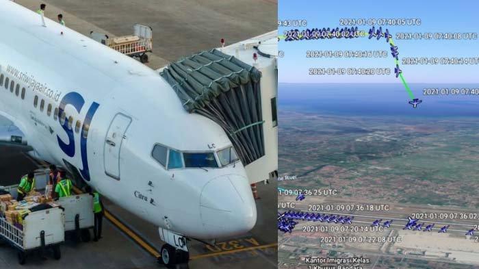 UPDATE Berita terbaru tentang penyelidikan penyebab Sriwijaya Air SJ 182 jatuh.