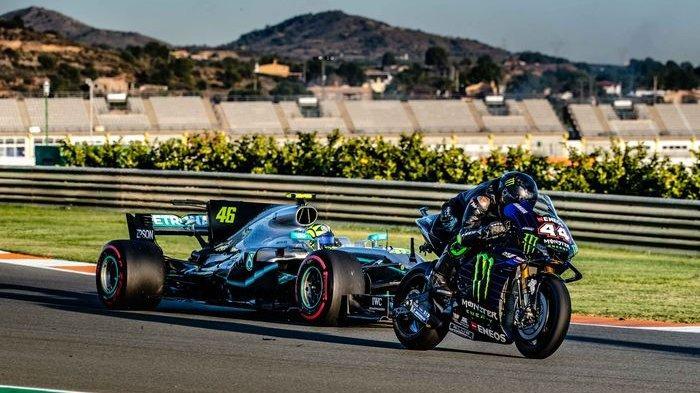 Update Jadwal MotoGP 2021 - 11 Seri Balap Digelar Bebarengan dengan F1