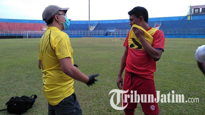 Dokter Ingatkan Pemain Arema FC Tak Egois Soal Prokes: Kalau Badan Gak Fit, Gak Usah Maksa Berlatih