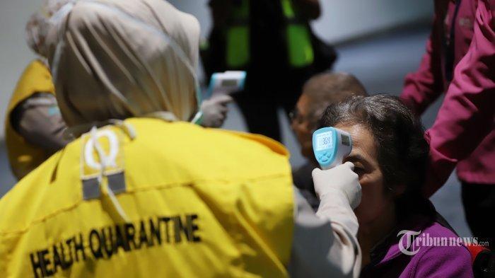 UPDATE Korban Virus Corona, 2000 Orang Terjangkit dan 56 Tewas, China Klaim Sudah Memiliki Obat