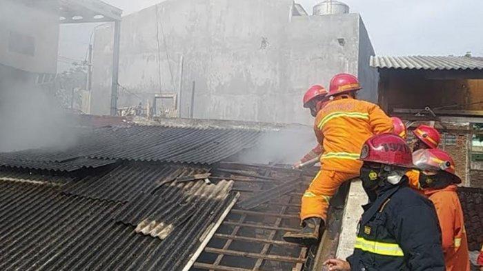 Pria Sakit Stroke Terjebak di Dalam Kebakaran Rumah di Kota Malang, Begini Penuturan Kakak Korban