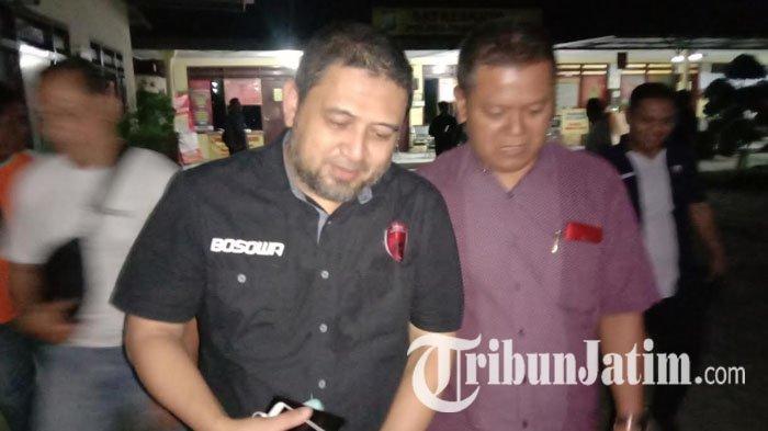 CEO PSM Makassar Menolak Krunya Disebut Todongkan Pistol ke Suporter Madura United