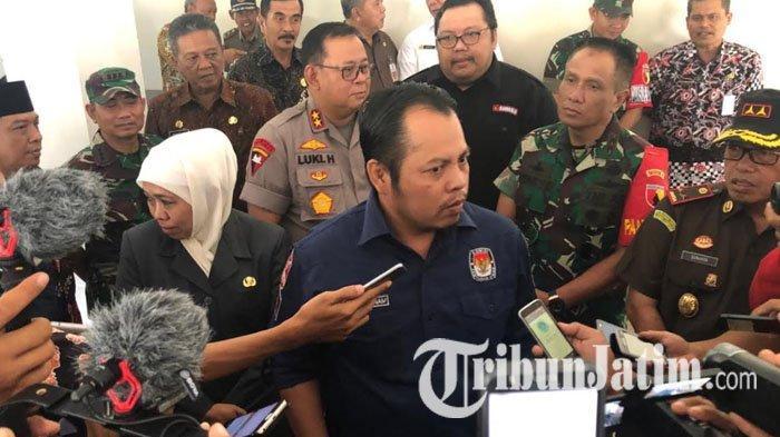 KPU Jawa Timur Pastikan Daerah Tak Alihkan Penggunaan Anggaran Pilkada 2020