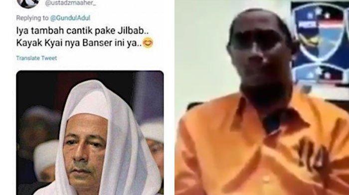 TANGIS Ustaz Maaher Minta Maaf ke Habib Luthfi, Mengaku Tak Benci, Bersikukuh Komentarnya 'Digiring'