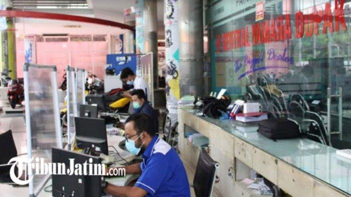Seluruh Karyawan Yamaha Jatim Sudah Vaksinasi Covid-19 Dosis 2, Prokes Ketat Tetap Diberlakukan
