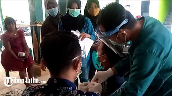 Jemput Bola, Tulungagung Mulai Vaksinasi Covid-19 untuk Orang Dengan Gangguan Jiwa