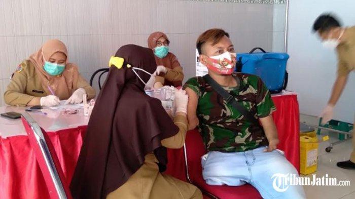 Vaksinasi Atlet Penyandang Disabilitas di Jember, Harap Bisa Ikuti Event Regional 2 Bulan Mendatang