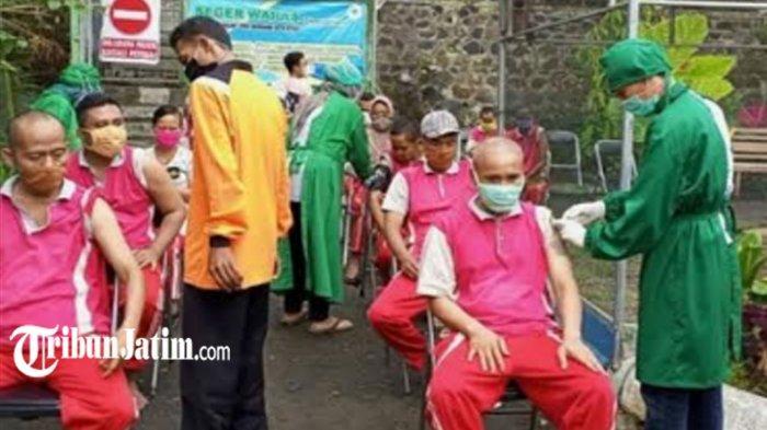Libatkan Psikolog, 45 Puskesmas di Banyuwangi Lakukan Vaksinasi Covid-19 Pada ODGJ