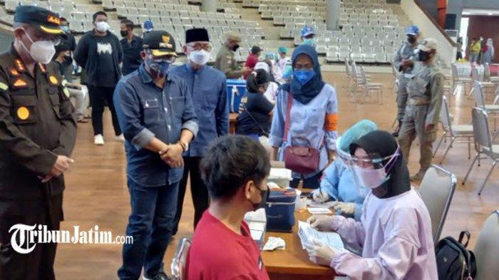 Dewan Minta Pemkot Malang Target Kapan Vaksinasi Covid-19 Selesai, Ini Tanggapan Wali Kota Sutiaji