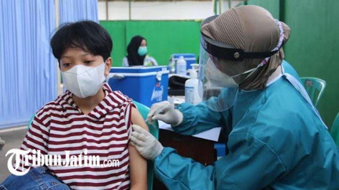 Kebut Vaksinasi Covid-19, Polres Malang Suntikkan 1.125 Dosis untuk Masyarakat Umum Hari Ini