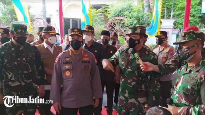 Penyebaran Covid-19 Klaster Hajatan di Sidodowo Melandai, Pemkab Lamongan Wanti-wanti 'Taati 3 M'