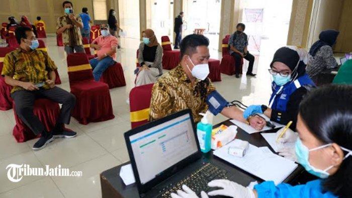 31 Tenaga Kesehatan di Kota Batu Positif Covid-19, Balai Kota Among Tani Terapkan WFH 50 Persen