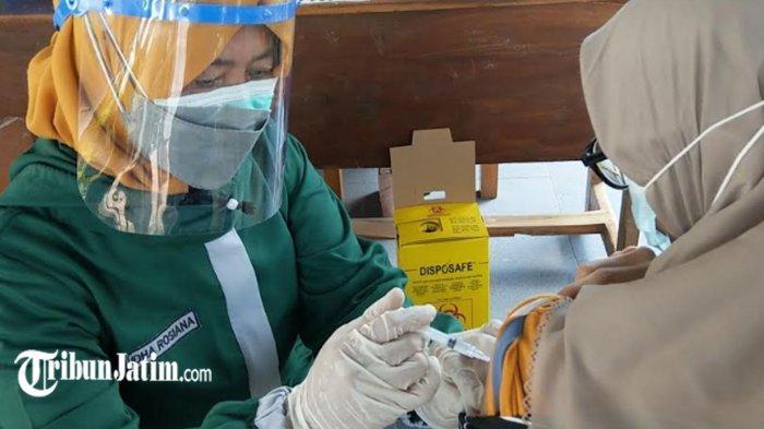 Tekan Covid-19 Selama PPKM Darurat, Trenggalek Target 12 Ribu Vaksinasi dan Seribu Tes Cepat Antigen