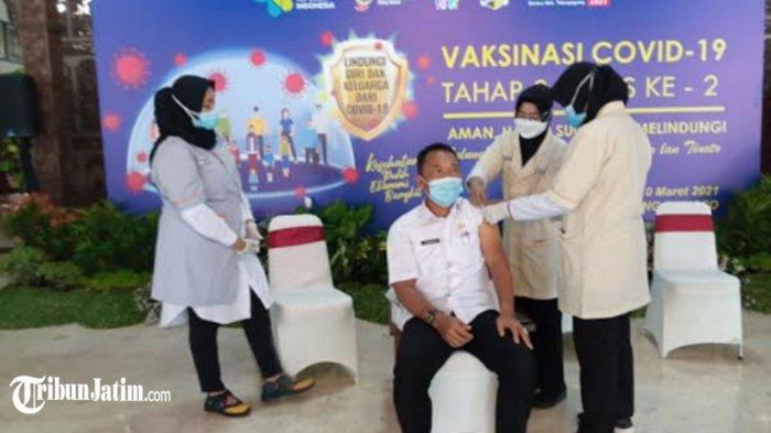 Ada Kejadian Terinveksi Covid-19 Usai Vaksinasi, Komda KIPI Tulungagung: Bukan Suntikan Penyebabnya