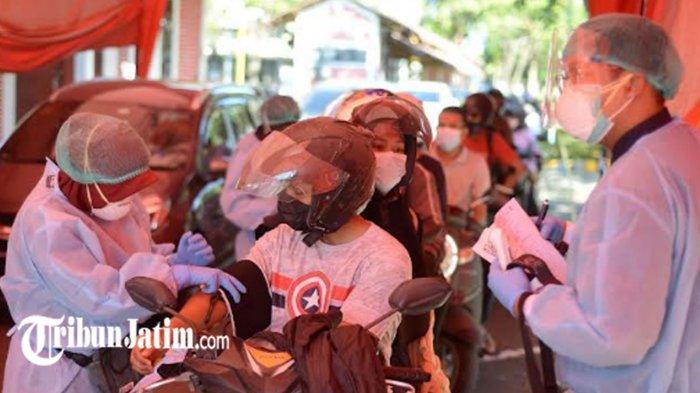 Kebut Target 30 Ribu Dosis Vaksin Covid-19 Tiap Hari, Wali Kota Surabaya: Realisasi Terkendala Stok