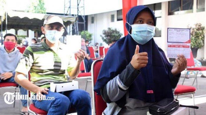 Stok Vaksin Covid-19 di Kota Kediri Terbatas Saat Ini, Pemkot Tunggu Jatah dari Pusat