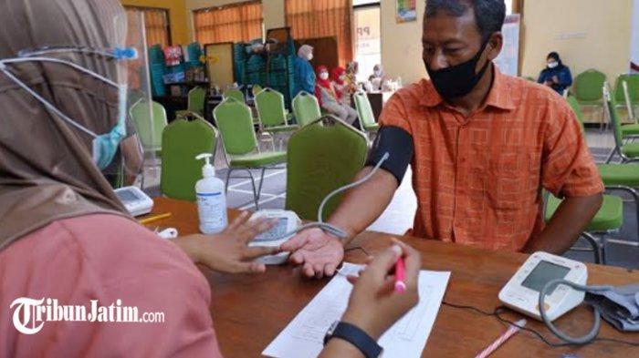 Sukseskan Vaksinasi Covid-19, Kelurahan Ngronggo Siapkan Hadiah Total Rp 10 Juta untuk Kriteria Ini