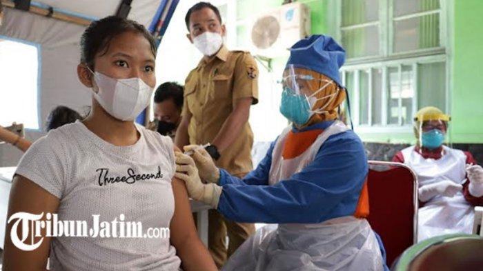 Vaksin Moderna Mulai Dipakai untuk Vaksinasi Masyarakat Kota Kediri, 'Pemerintah Jamin Keamanannya'