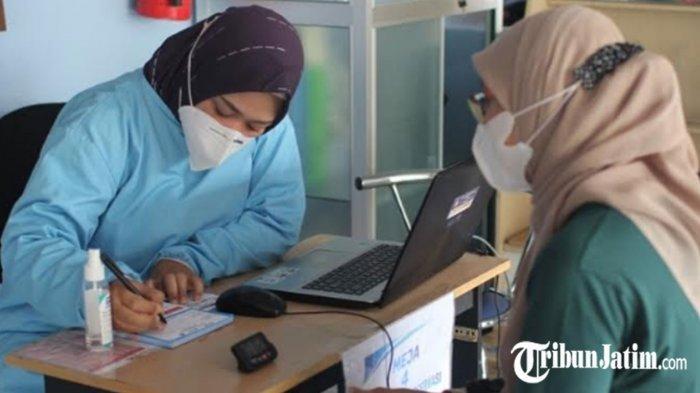 Dinkes Kota Blitar Dapat Tambahan 4.760 Vaksin Covid-19, Prioritas untuk Tokoh Agama hingga Lansia