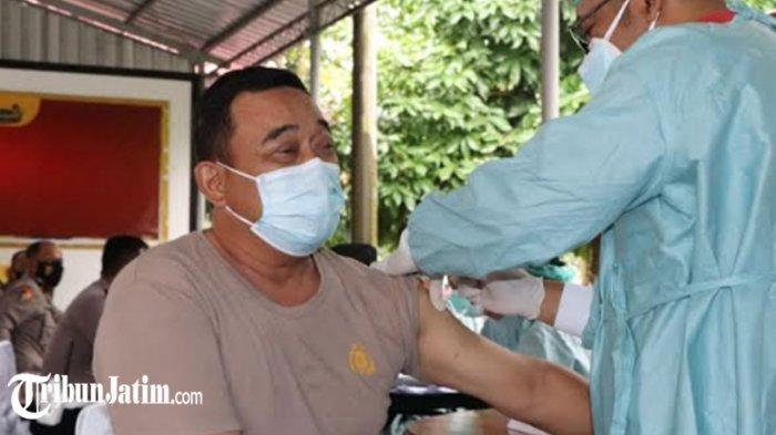 Vaksinasi Covid-19 Tahap 2 di Trenggalek Dimulai Hari Ini, Sasar ASN hingga Pengemudi Ojek Online