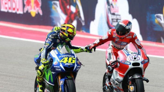 Jadwal MotoGP San Marino 2021: Dovizioso Comeback dan akan Setim Bareng Rossi, Morbidelli Naik Kelas