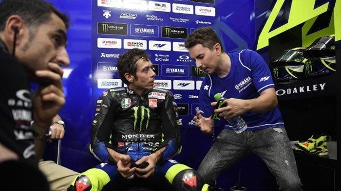 Valentino Rossi Hijrah ke ajang Superbike? Begini Penjelasan Direktur Yamaha Superbike