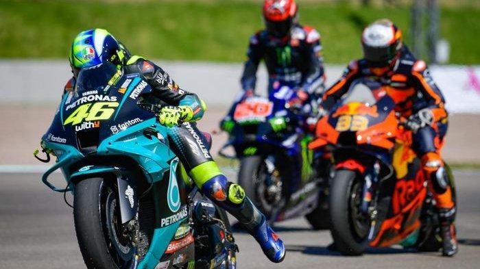 MotoGP 2021 Tinggal 6 Seri Lagi, Apa Target Valentino Rossi Selanjutnya?