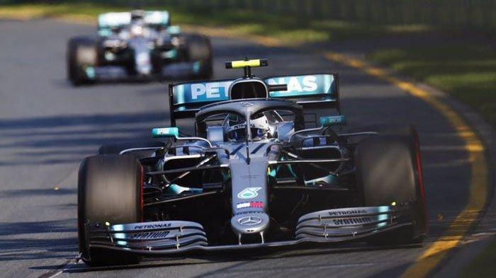 Klasemen Sementara F1 2019 usai GP Bahrain, Lewis Hamilton Tempel Ketat Peringkat Valtteri Bottas
