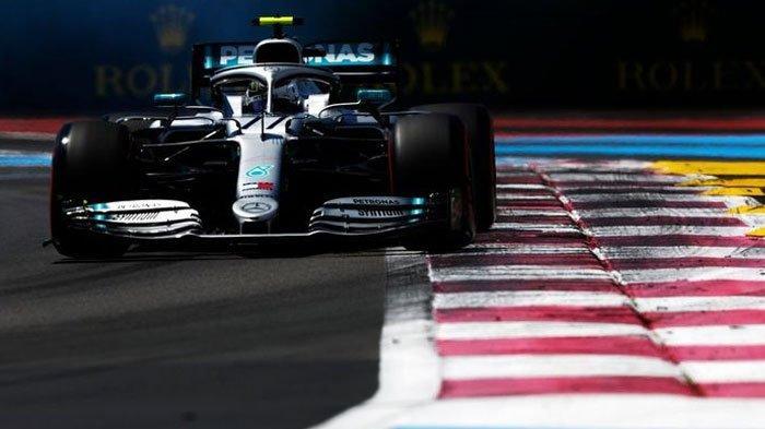 Valtteri Bottas Jadi Tercepat, Berikut Hasil Sesi Pagi Tes Pramusim F1 2020 Hari Ketiga