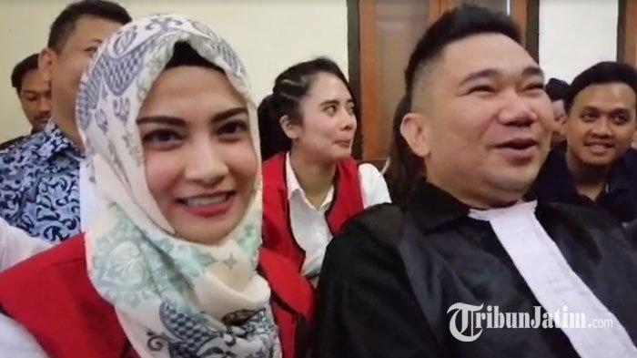 Vanessa Angel Bakal Jalani Sidang Lanjutan Prostitusi Online, Hadirkan 2 Ahli & Diperiksa Hakim