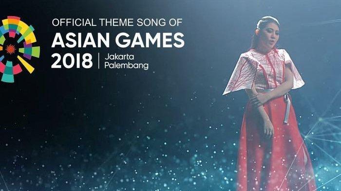 Theme Song Asian Games 2018 'Meraih Bintang' Dinyanyikan dalam Berbagai Bahasa, Mana Favoritmu?
