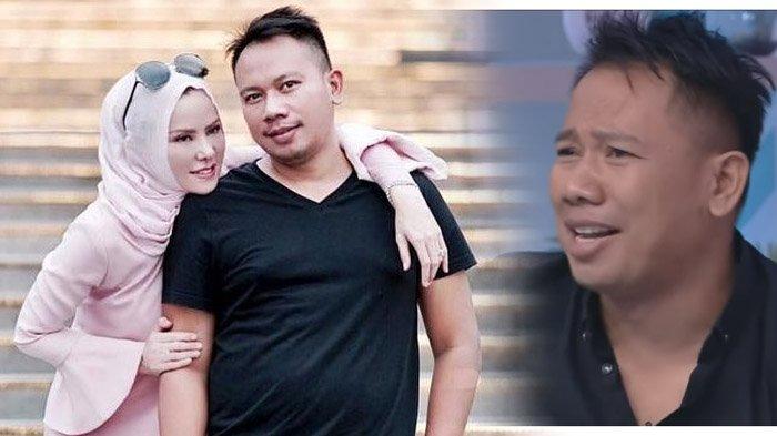Vicky Prasetyo Emosional Dengar Ucapan Ruben Onsu Tentang Pernikahan Settingan dengan Angel Lelga