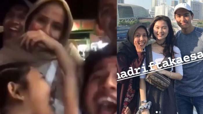 Heboh Nadya Arifta Gelar Bridal Shower, Fix Dinikahi Kaesang? Wajah Bahagia, Pengunggah: Geng Jamet