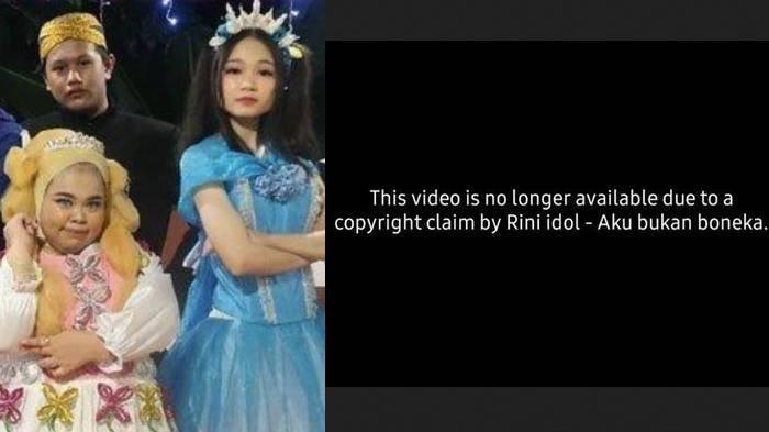 Heboh Video Klip Lagu Kekeyi Dihapus YouTube, Padahal Sempat Trending 1, Rinni: di Luar Wewenang Aku