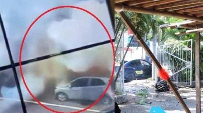 Suasana Mencekam Ledakan Bom di Gereja Katedral Makassar, Saksi Mata: Korban Anak-anak, Pendarahan