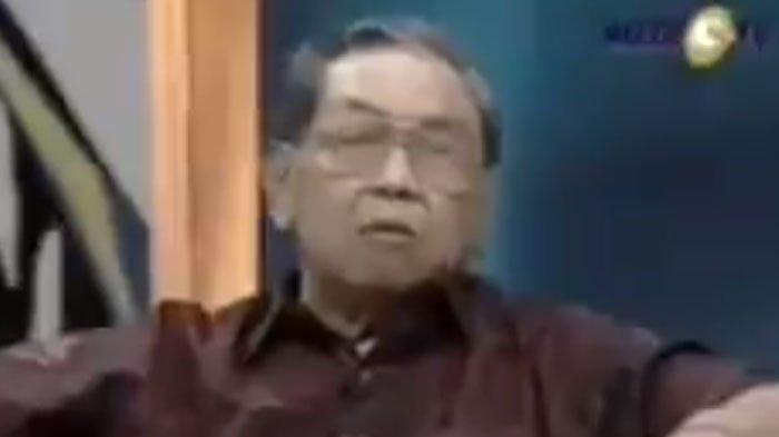 Video Gus Dur menjawab alasan membubarkan Kemensos