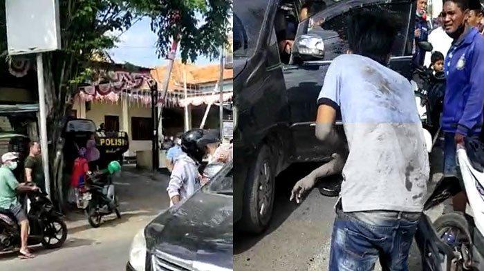 Viral Video Pembacokan di Depan Markas Polsek Ketapang Sampang, Polisi Lakukan Pemeriksaan