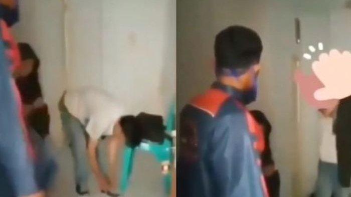 VIRAL Masih Pakai Seragam, Siswi Tertangkap Ayahnya Ngamar di Hotel: Tak Rumat Dolananmu Koyo Ngene