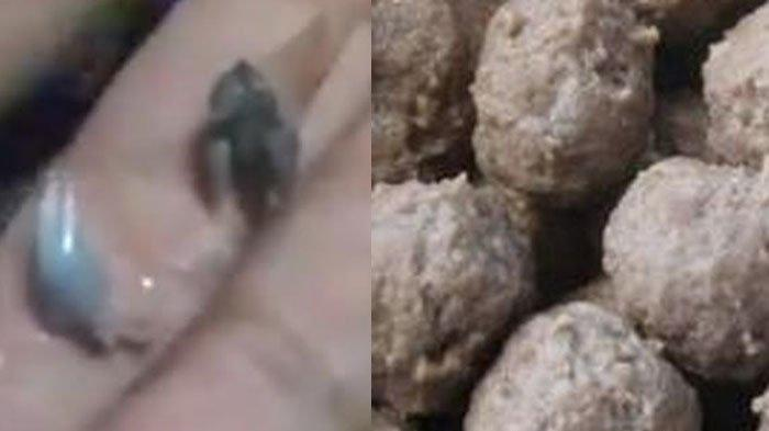 VIRAL VIDEO Bakso Diduga Daging Tikus di Madiun, Ada Potongan Kecil Mirip Kaki, PolisiTurun Tangan