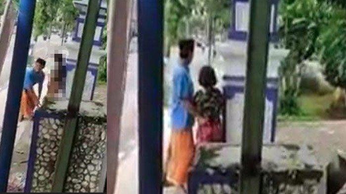 VIRAL VIDEO Pria di Madura Telanjangi Wanita di Jalan, Perekam Tertawa, Polisi Gercep Bertindak