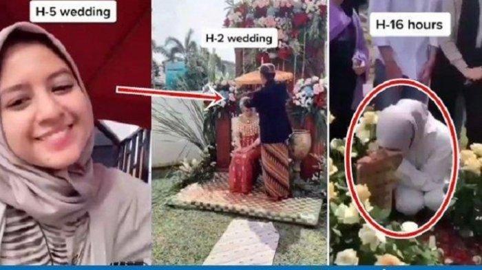 Kepiluan Wanita Calon Suami Wafat 16 Jam Sebelum Akad, Sudah Siraman & Pengajian: Janjimu Lunas