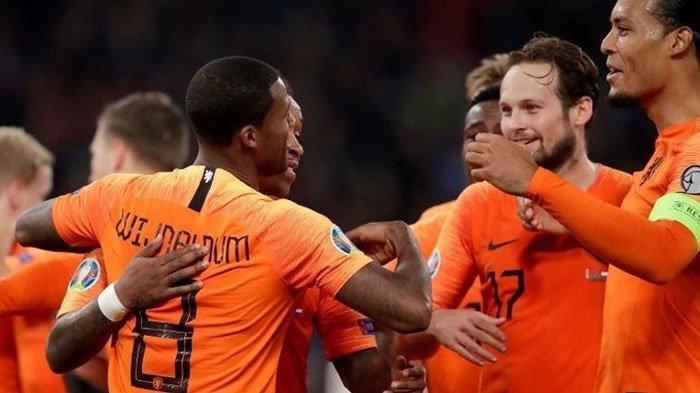 Berikut 16 Tim yang Memastikan Diri Lolos ke Fase Grup Piala Eropa 2020, Ada Belanda hingga Kroasia