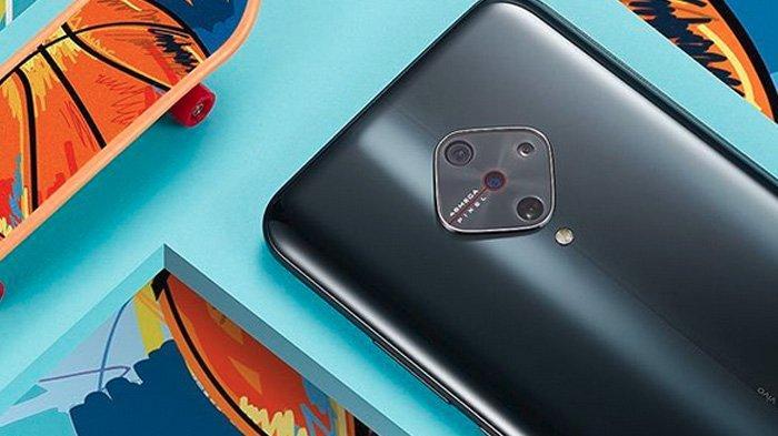 UPDATE Harga HP Vivo Terbaru Januari 2020, Dilengkapi Spesifikasi Vivo S1 Pro Seharga Rp 3,6 Juta