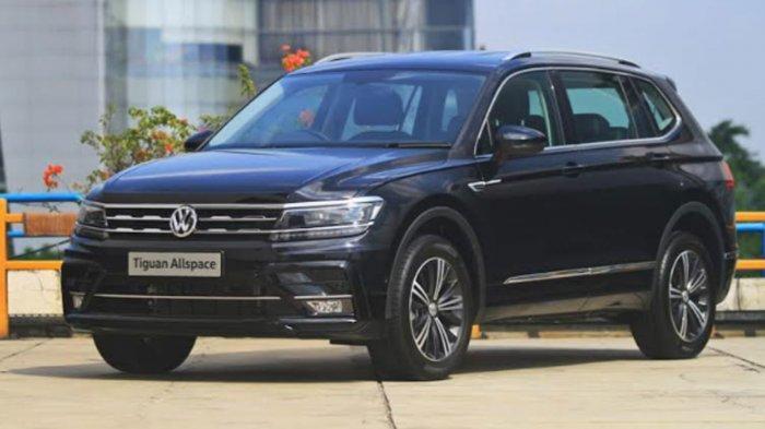 SUV VW Tiguan Allspace Edisi Sport Berlimpah Fitur dan Teknologi Canggih, Dilengkapi Rem Otomatis
