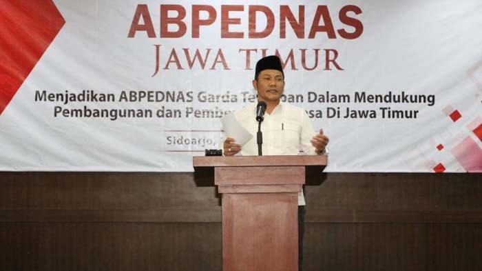 Wakil Bupati Sidoarjo Subandi: Badan Permusyawaratan Desa Harus Tingkatkan Kapasitas dan Inovasi