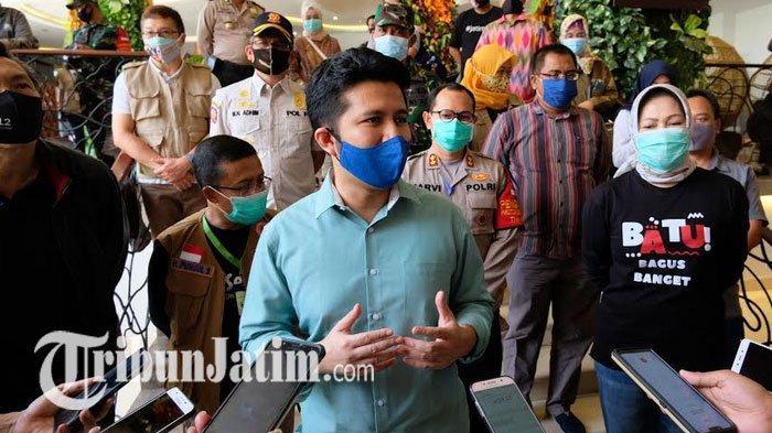 Korea Selatan Kirim 7 Alat PCR Covid-19 ke Jawa Timur, Wagub Emil Dardak Sebut Bakal Disebar di RSUD